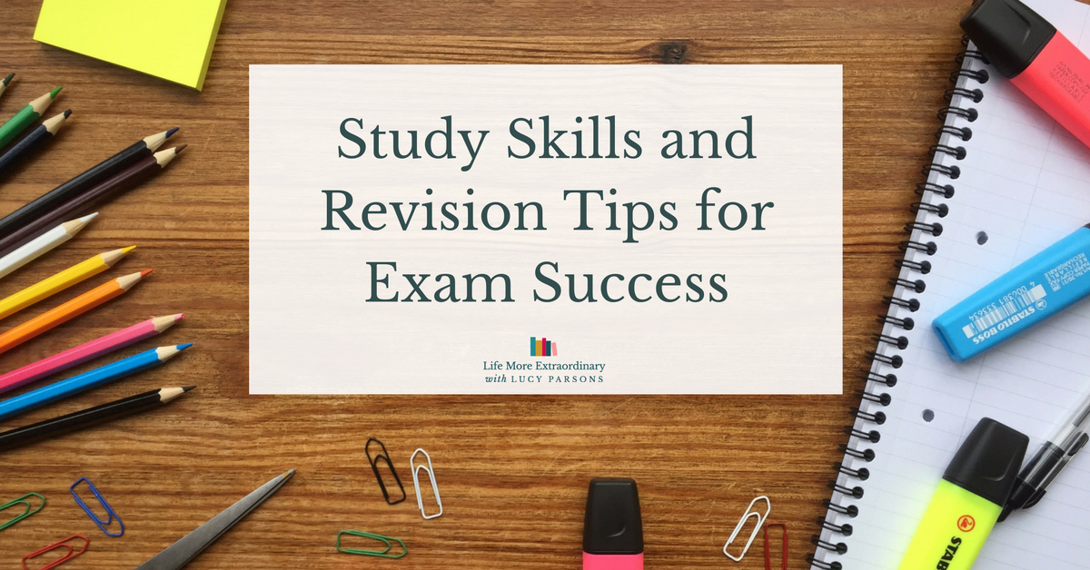 business exam revision techniques Advice on revision and exam technique  applied business art  visit our section on active revision techniques for a list of active revision techniques that.