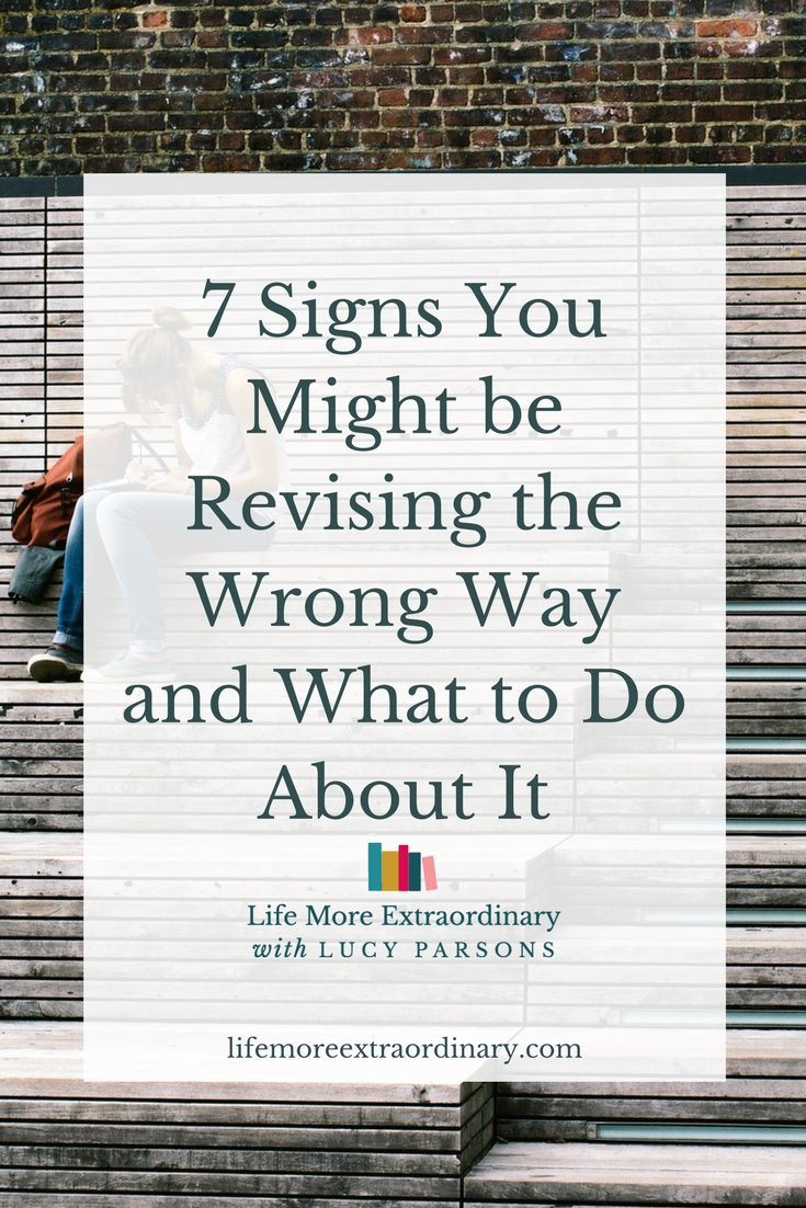 Revising but scared you're doing it wrong? Here are 7 signs you might be revising the wrong way and what to do about it.