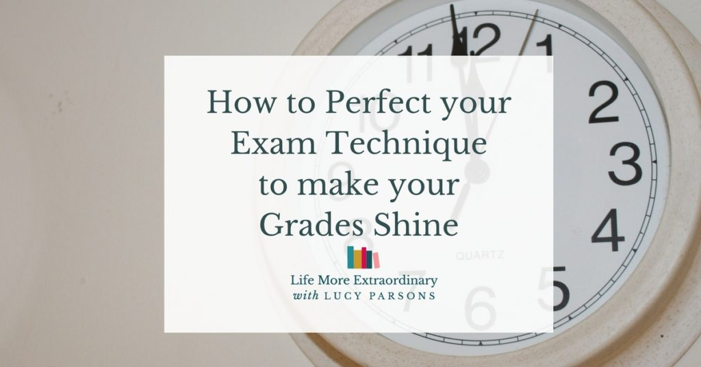 exam technique tips
