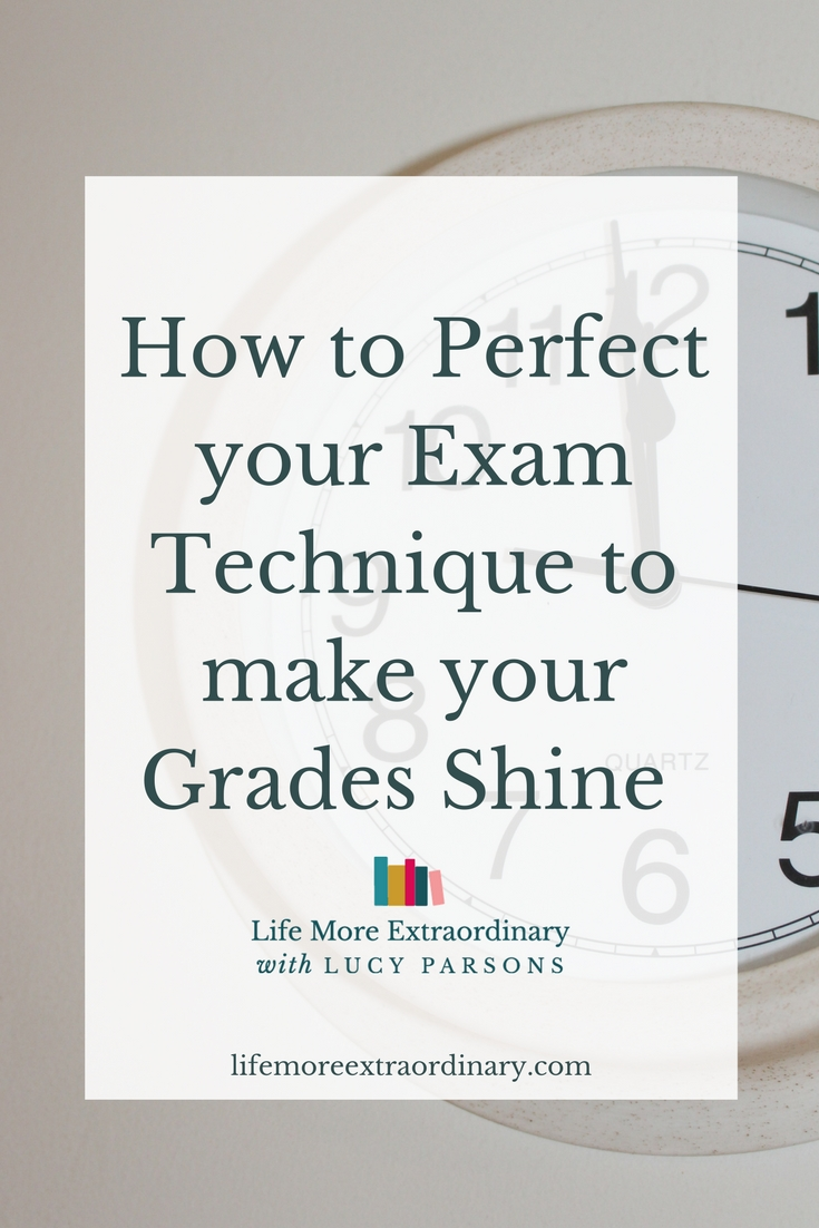 Use all my top exam technique tips to learn to think like an examiner and get complete certainty in your ability to get good grades.