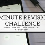 The Five Minute Revision Challenge – Join today!
