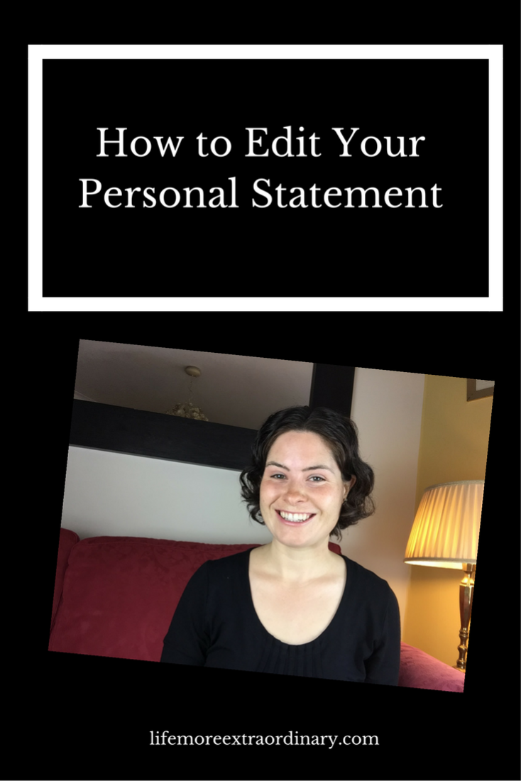 You've written your personal statement but you're way over the character limit with topics left to discuss. You need to edit, my friend. Click to find out how. #video #personalstatement #UCAS