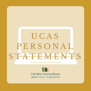 UCAS personal statements