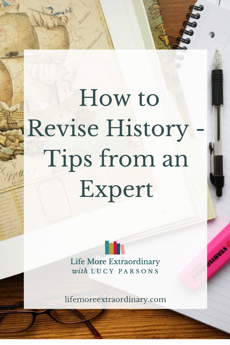 Students can find themselves falling prey to a critical error that impacts their work, Nick Shepley gives his tips on how to revise history.