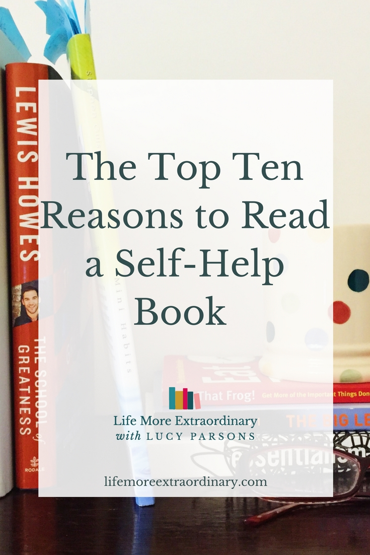 Is something holding you back from achieving your goals? A self-help book might help. They can make amazing transformations in your life.