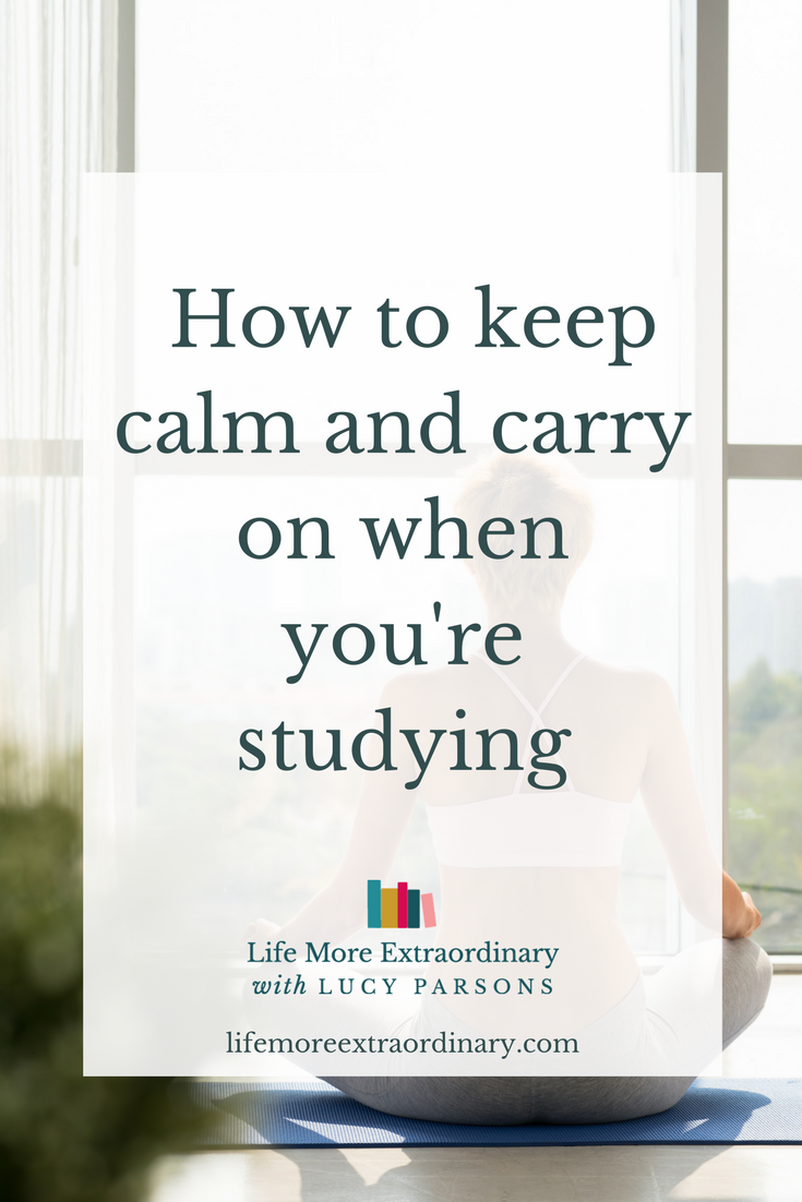 Meditation and Study: Finding your sweet spot for success is written by Yvette, from Life's Little Lab, about how meditation can help with your studies.
