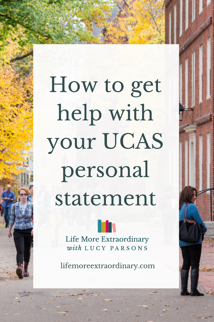 Looking for UCAS personal statement help? Get friendly and personable step-by-step help from an easy to follow e-course and human-to-human feedback. #ucas #personalstatement