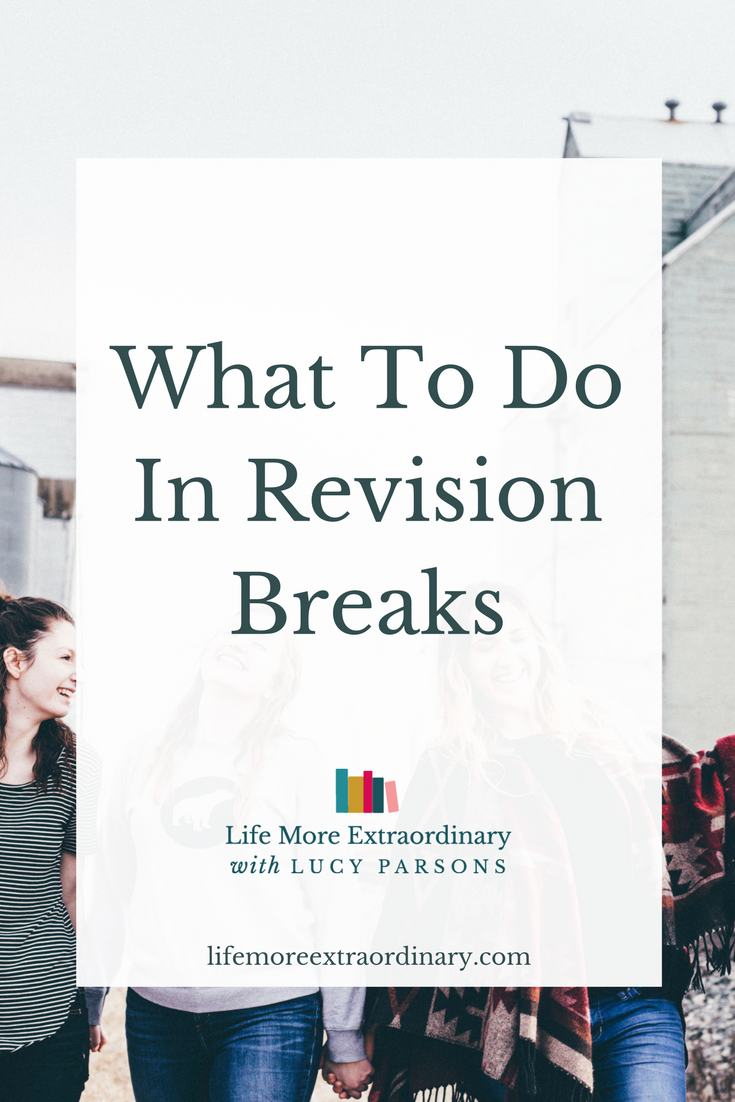 What To Do In Revision Breaks | If you want to do well in your exams it's essential that you take well-intentioned revision breaks. If you want to take study breaks that are good for your learning and re-energise you then this post is for you! It includes 7 revision break ideas for students that will help you get better grades in your exams. Click on the image to read more. #revision #revisiontips #studytips