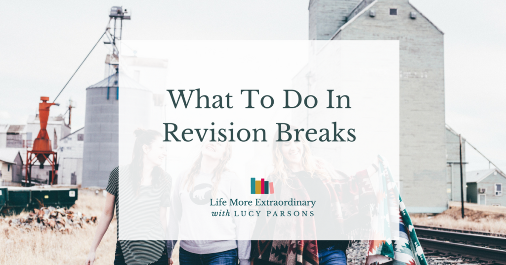 what to do in revision breaks
