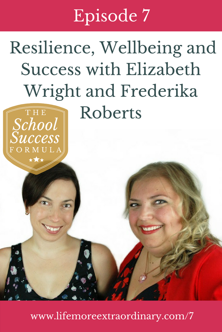Resilience, Wellbeing and Success with Elizabeth Wright and Frederika Roberts | Get inspired to achieve your dreams with this heartfelt interview. Elizabeth is a paralympian with 3 medals to her name and Frederika has nurtured two children with heart conditions to their late teenage years. Click through to listen. #parenting #resilience #goalsetting