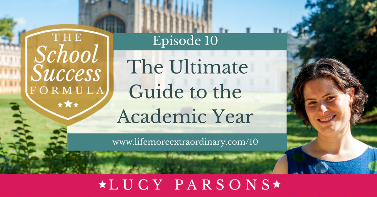 The Ultimate Guide to the Academic Year: