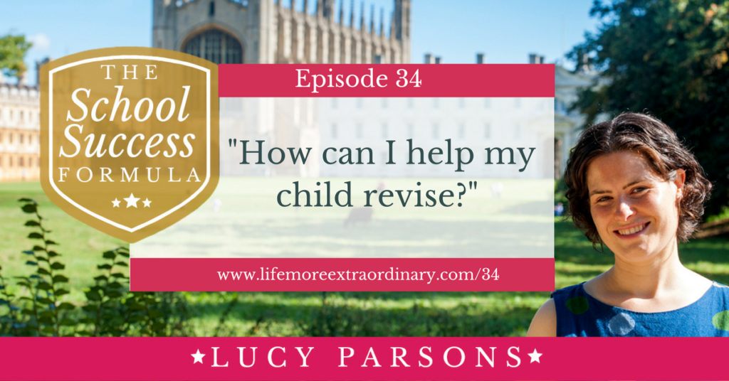 help your children to revise