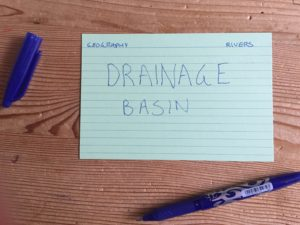How to make flashcards for your revision