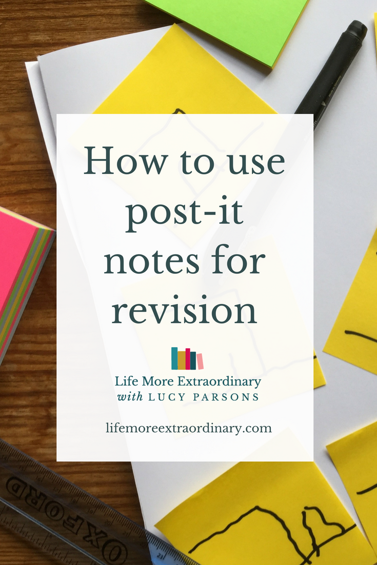 How to use post-it notes for revision | Post-it notes can be used in several different ways to really help you with your revision. In this video I'm going to show you five ways to use post-it notes to supercharge your revision. Click to find out more. #revision #studytips #getrevising