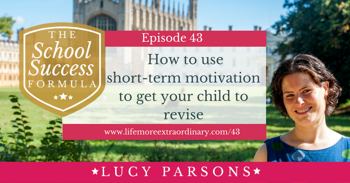 get your child to revise