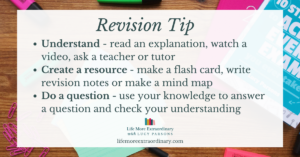 Revision tip