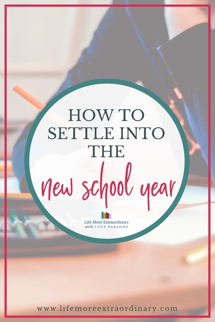 Are you nervous about starting a new school year? Nerves are normal, but I'm going to talk you through some things you can expect so that you can conquer the nerves and have a great year of study!