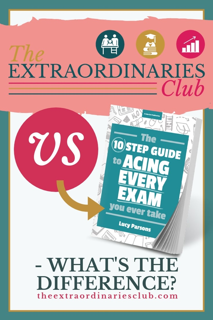 You realise the benefits that being a member of The Extraordinaries Club can bring to your child's education, but they aren't convinced it's worth the extra effort. Here are the reasons why they need to join if they want to ensure they get the best grades in their GCSEs or A Levels #studyskills #examrevision