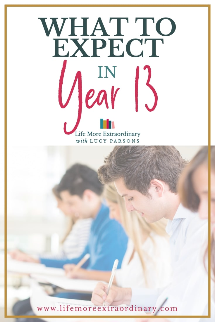 What can you expect when you're in Year 13 and taking your A Levels? It's a year of challenges, but also great benefits. In this post, I'll explain what changes you will face as you go into Year 13.