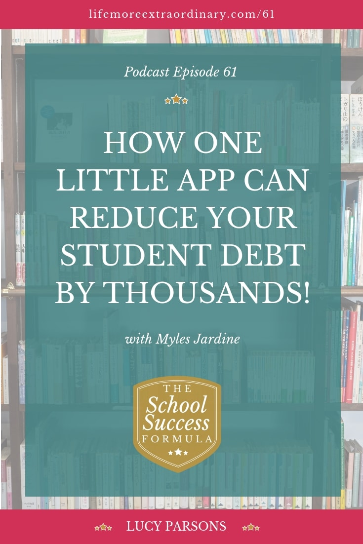 Find out how it's possible for you to reduce your student debt by £1000s! Worried about how you'll finance your university years? Use this app to discover hidden funding sources that won't leave you with massive debt for years to come. #university #students