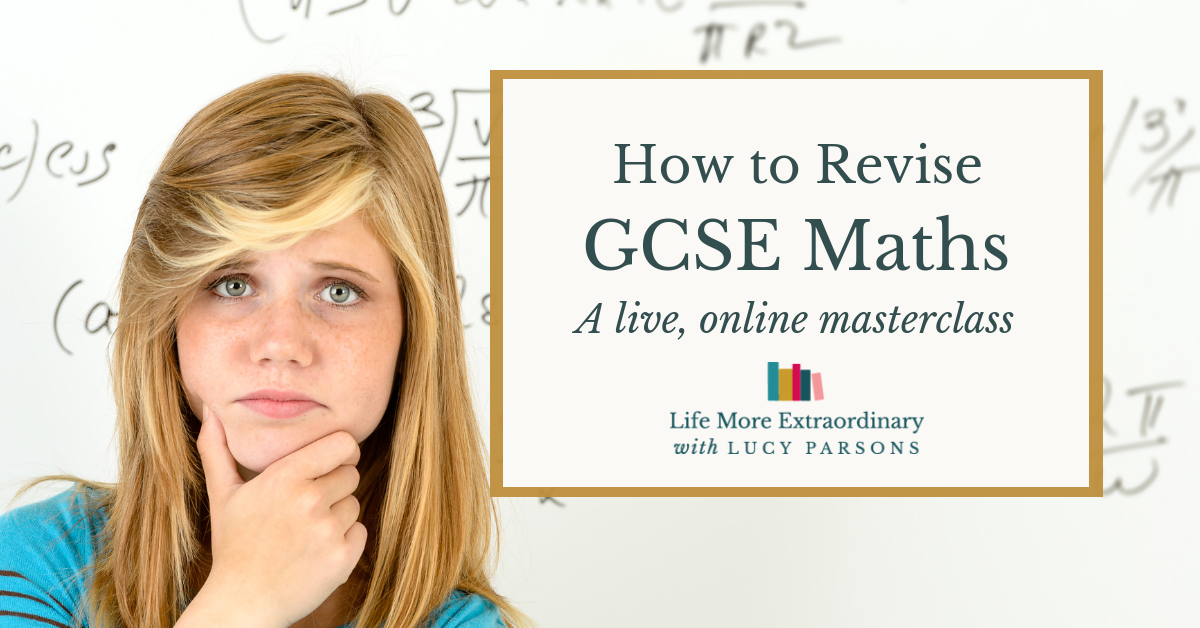 How to Revise GCSE Maths Masterclass