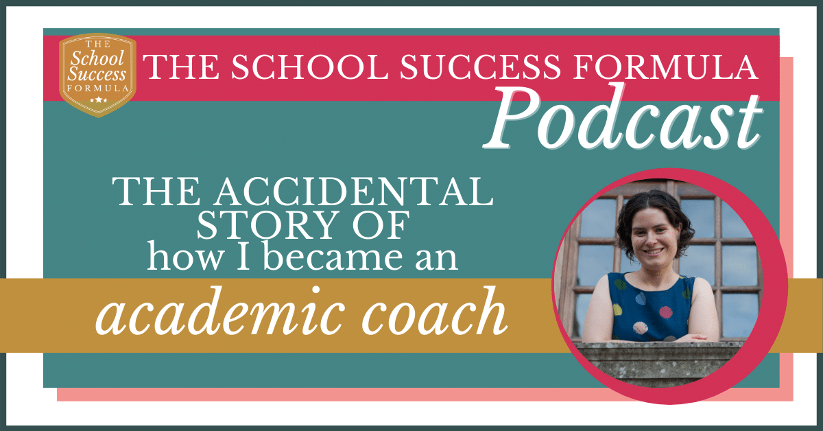 The accidental story of how I became an academic coach