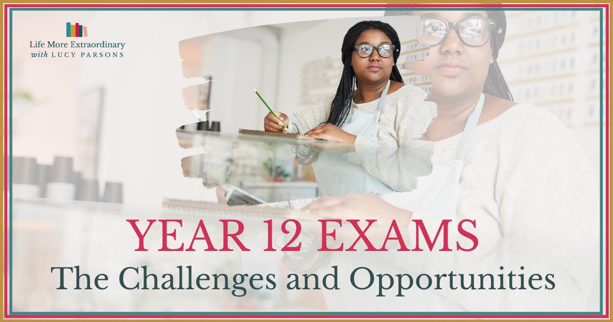 Year 12 exams