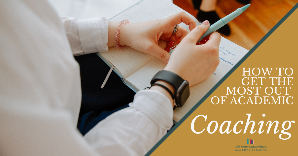 How to get the most out of Academic Coaching